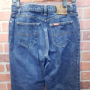Vintage Ralph Lauren Rigid Cotton Mom Jeans